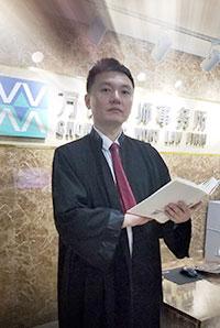 重庆亚洲城ca88律师简主任荣获 所内 十佳律师称号